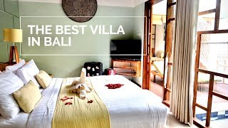 Gambar cover REVIEW THE BEST VILLA IN BALI - MANCA VILLA CANGGU
