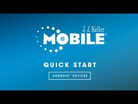 KellerMobile® For Android™ AOBRD - Quick Start To Common Daily Functions