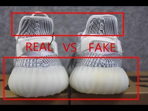 yeezy v2 static fake