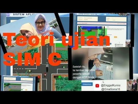 Video UJIAN TEORI SIM C - Soal Dan Jawaban - Februari 2019