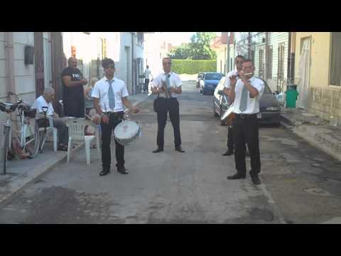 GINETTA – marcia militare – Giovanni ORSOMANDO – Bassa Musica L' ARMONIA Molfetta