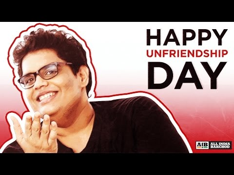 AIB Quickie : Facebook Friends Unfriend Each Other For The First Time