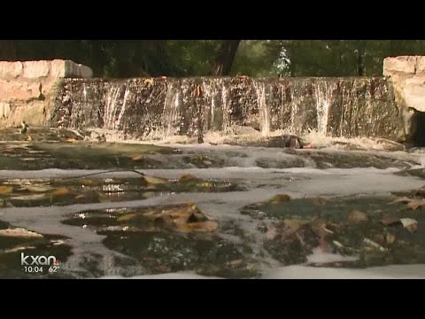 UT pipe mix-up dumps sewage in Waller Creek for 2 years