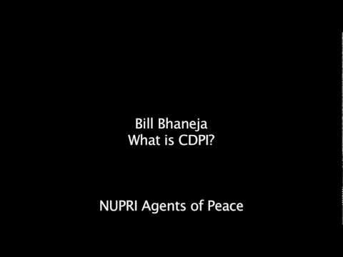 Bill Bhaneja: What is the Canadian Department of Peace Initiative?