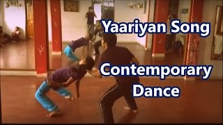 Contemporary dance  Kavita n Rohit Yaariyaan song cocktail movie