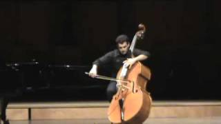 Motivy for solo double bass/ E.Tabakov