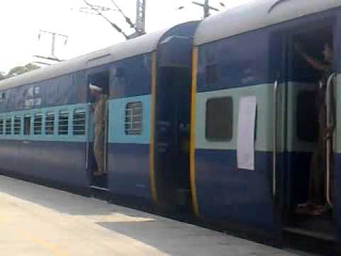 12566 Bihar Sampark Kranti Departing From New Delhi