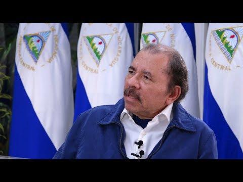 """Daniel Ortega: """"estoy dispuesto a hablar con Donald Trump"""""""