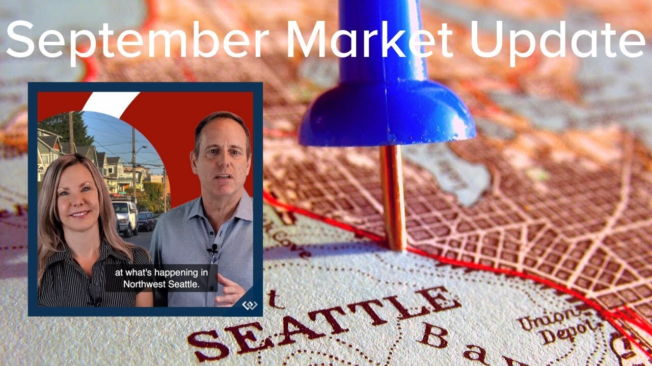 What's happening with the real estate market in NW Seattle?