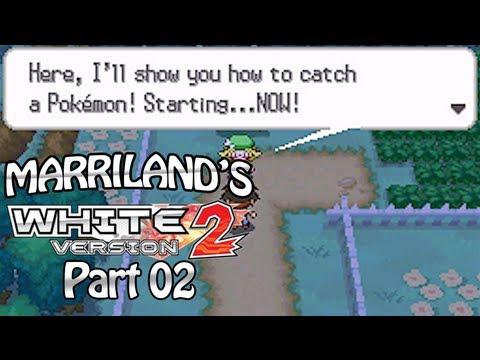 Pokemon White 2, Part 02: Route 19