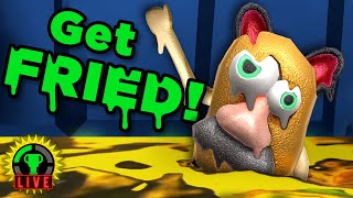 Mr. Potato Head is Dead! | Potato Thriller Ending (Scary Game)