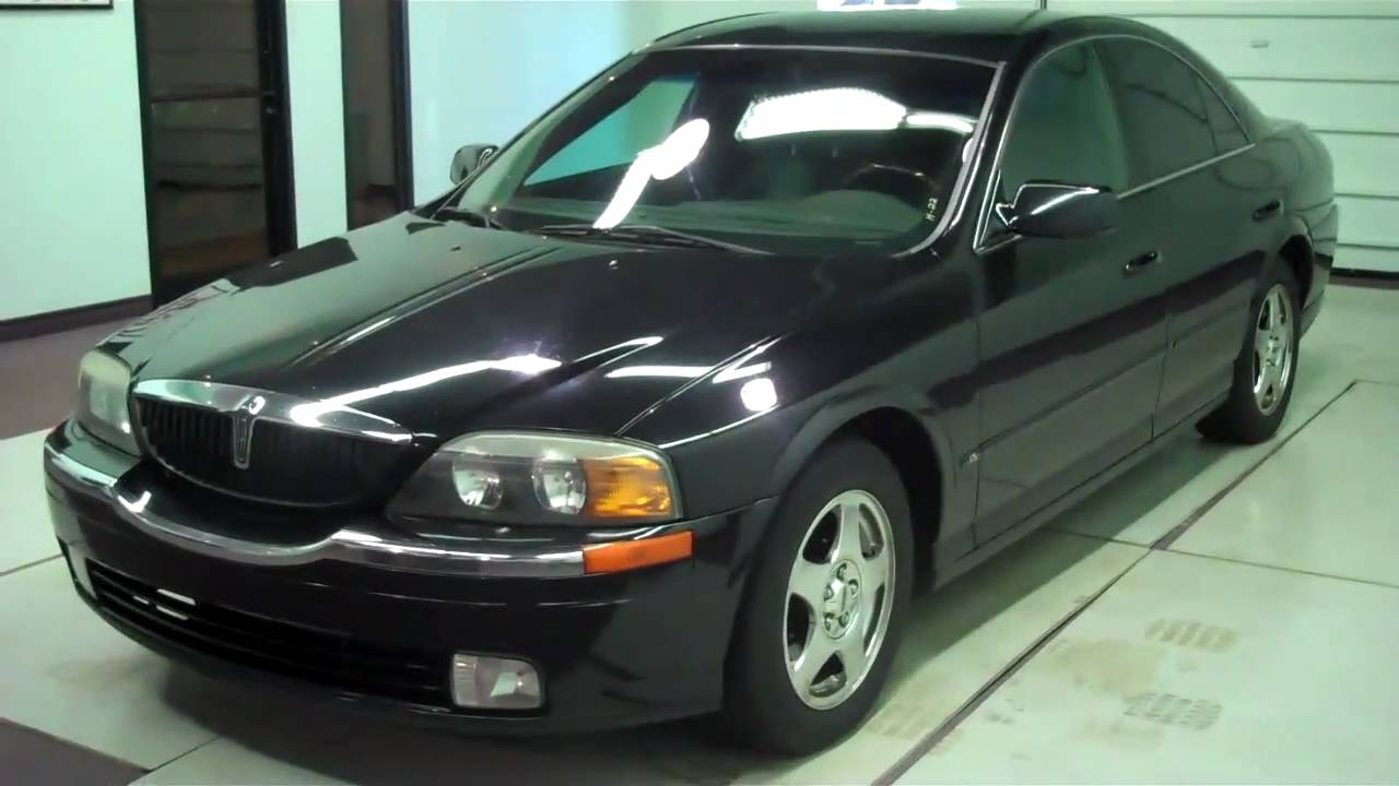 2001 lincoln ls v6 youtube sciox Gallery