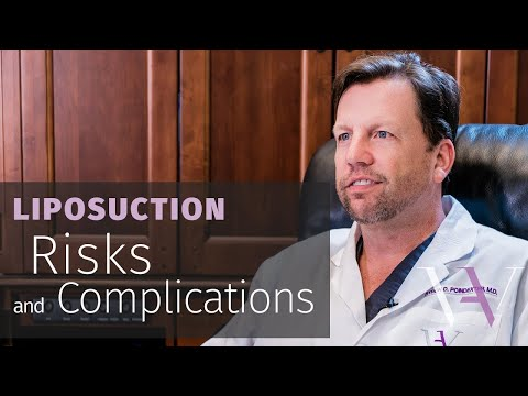 The Risks of Liposuction and How to Avoid Complications