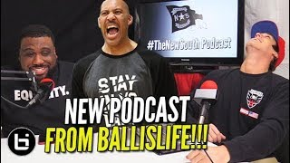 The New South Podcast   Ep 1: Mixtape Culture, Lavar Ball, Trae Young & More!