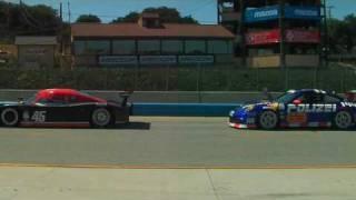 Alex Roy's Team Polizei 144 Racing: Mazda Raceway Laguna Seca Practice #2