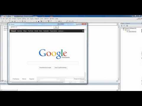 Cara Menggunakan Visual Basic