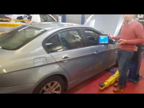 BMW E90, E91- N46 ENGINE - Valvetronic motor fault codes: 2A67, 2A63