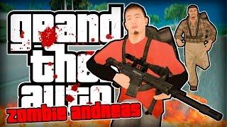 Zombie Andreas 4.0 - ОБНОВА СЮЖЕТА!