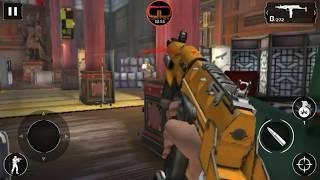 Modern Combat 5 Blackout Android Walkthrough Part 2 Chapter 2 Rinnoji Temple Awakening - gameplay