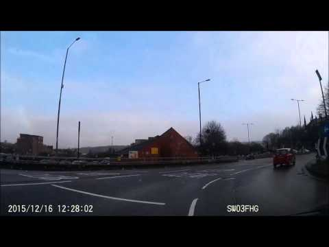 Sheffield Bad Drivers Compilation #1