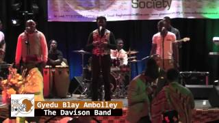 DAVISONBAND & GYEDU BLAY AMBOLLEY 2
