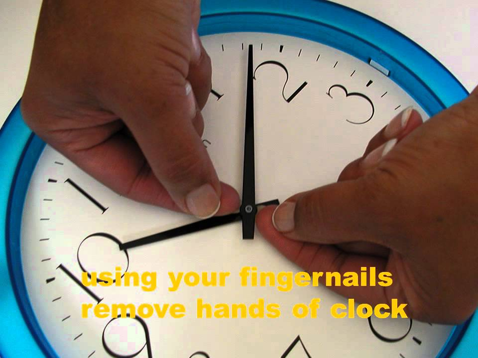 How to Make a Personalized Clock