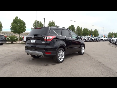 2017 Ford Escape Salt Lake City, Murray, South Jordan, West Valley City, West Jordan, UT 40624