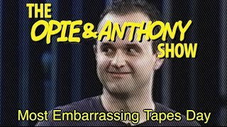 Weird News Storiespilation Xxi Richard Hatred  K Views  C B Opie Anthony Most Embarr Ing Tapes Day