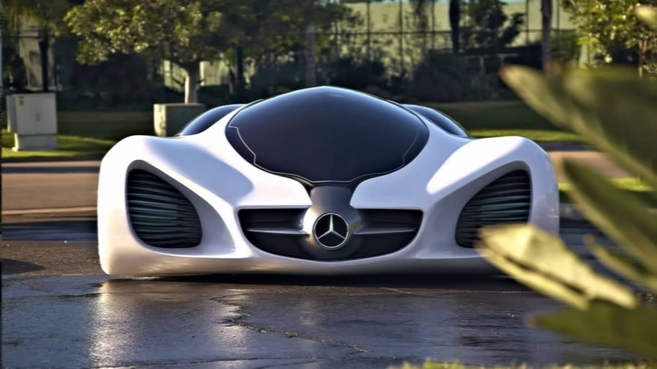 2010 mercedes-benz biome concept - future has arrived !!!! - youtube