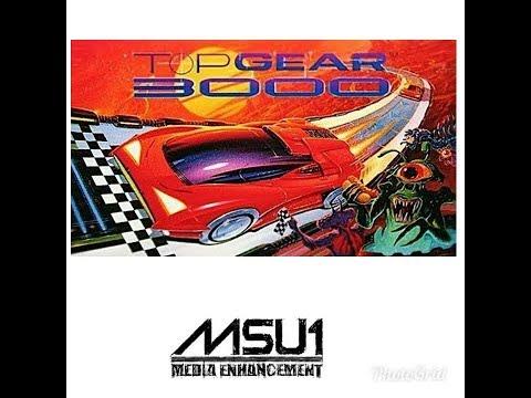 Top Gear 3000 MSU-1
