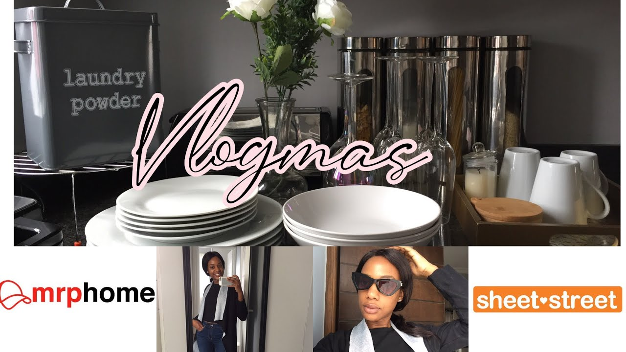 Home Decor Shopping At Mrpricehome Sheetstreet Pephome South African Youtuber Youtube