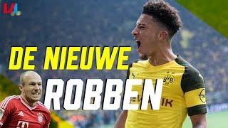 'Bij Borussia Dortmund hebben Ze de Nieuwe Robben Rondlopen'