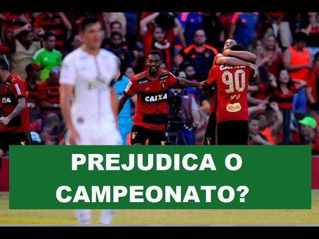 Foi INJUSTO o Corinthians jogar com RESERVAS contra o Sport?