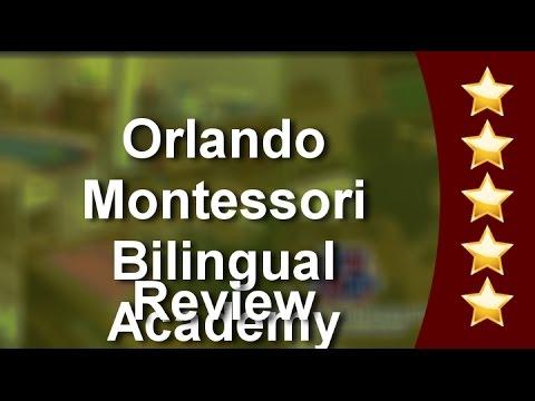 Orlando Montessori Bilingual Academy Orlando Amazing Five Star Review by Michele A.