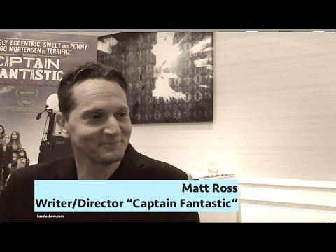 Matt Ross on Captain Fantastic & Elton John