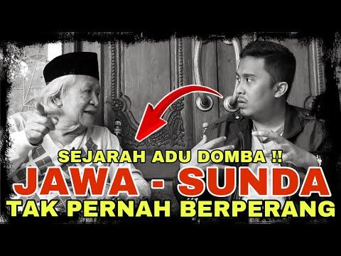 GEGEER !! Disaat Sejarah Bohong beredar, akhirnya Babe Ridwan Saidi Ceritakan Kisah Jawa & Sunda