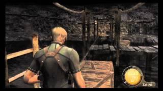 Resident Evil 4 HD!