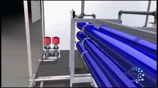 NF RO EDI Water Treatment System