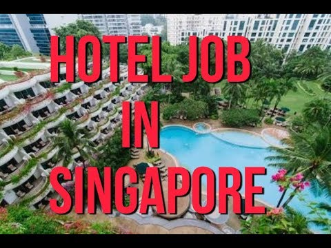 Job In Singapore , Salary 800 To 1000 SGD(40000 To 50000inr)