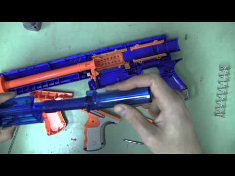 Massacre Kit for Nerf Raider - Troubleshooting Common Issues