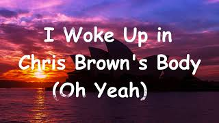 Lil Dicky - Freaky Friday ft. Chris Brown (Lyrics)