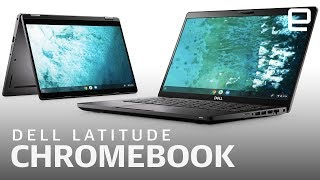 Dell Latitude Chromebook Enterprise and Unified Workspace Hands-On