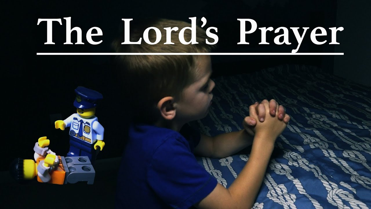 The Lord's Prayer   Our Father In Heaven   SAVED HOME