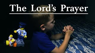 The Lord's Prayer | Our Father In Heaven | SAVED HOME