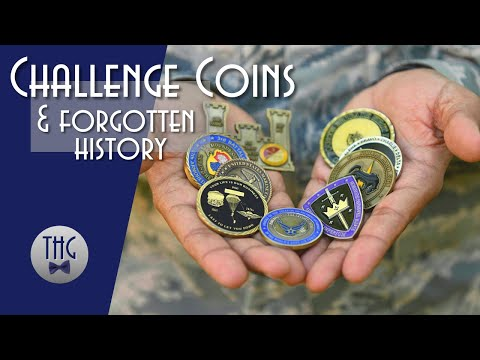 Challenge Coins: A Military Tradition