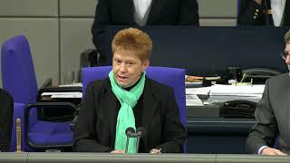 """""""Hammelsprung"""" im Bundestag: Hier bricht Petra Pau die Sitzung ab"""
