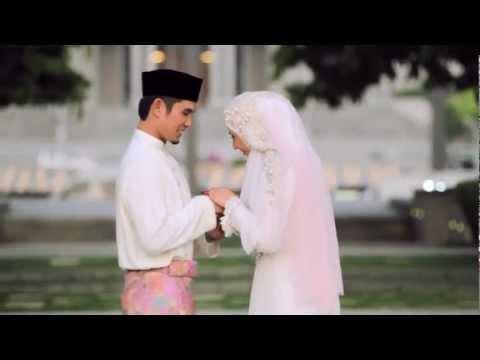 Irma Hasmie Ibrahim & Redza Syah Azmeer Radzuan (Majlis Pernikahan)
