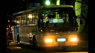 京都市バス ガーラ 明徳高校→京都駅(直通)