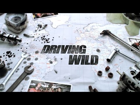 Driving Wild with Marc Elvis Priestley - going head to head with Top Gear