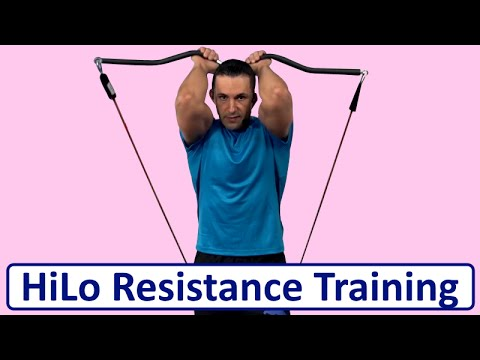 FULL BODY | Bow HiLo | Resistance Training Session